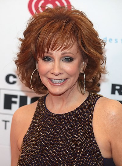 Picture of a band or musician: Reba Mcentire