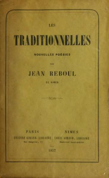 File:Reboul - Les Traditionnelles, 1857.djvu