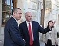 Recep Tayyip Erdoğan and George Papandreou, Turkey November 2009 5.jpg