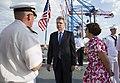 Reception with Ambassador Pyatt Aboard USS ROSS, July 24, 2016 (27967960263).jpg