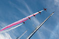 Red Arrows display at Portsmouth in July 2008 3.jpg