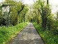 Redenham - Little Used Road - geograph.org.uk - 789750.jpg