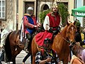 Reenactment of the entry of Casimir IV Jagiellon to Gdańsk during III World Gdańsk Reunion - 024.jpg