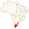 Região hidrográfica do Atlântico Sul