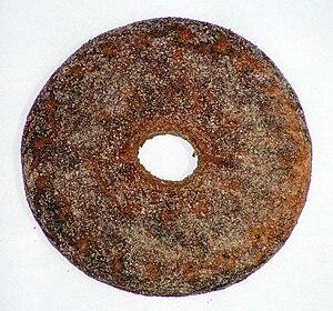 Rye bread - Finnish ruisreikäleipä