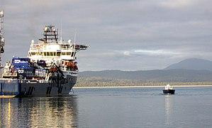 Port of Eden - REM Etive at Eden and Mount Imlay