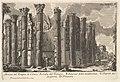 Remains of the Temple of Cybele (Avanzi del Tempio di Cibele) MET DP827956.jpg