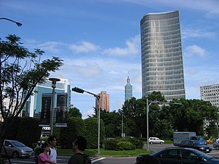 Daan District, Taipei District in Western Taipei, Republic of China