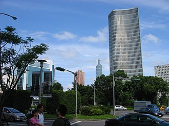 Da'an District, Taipei - Ren'ai Dunhua Circle