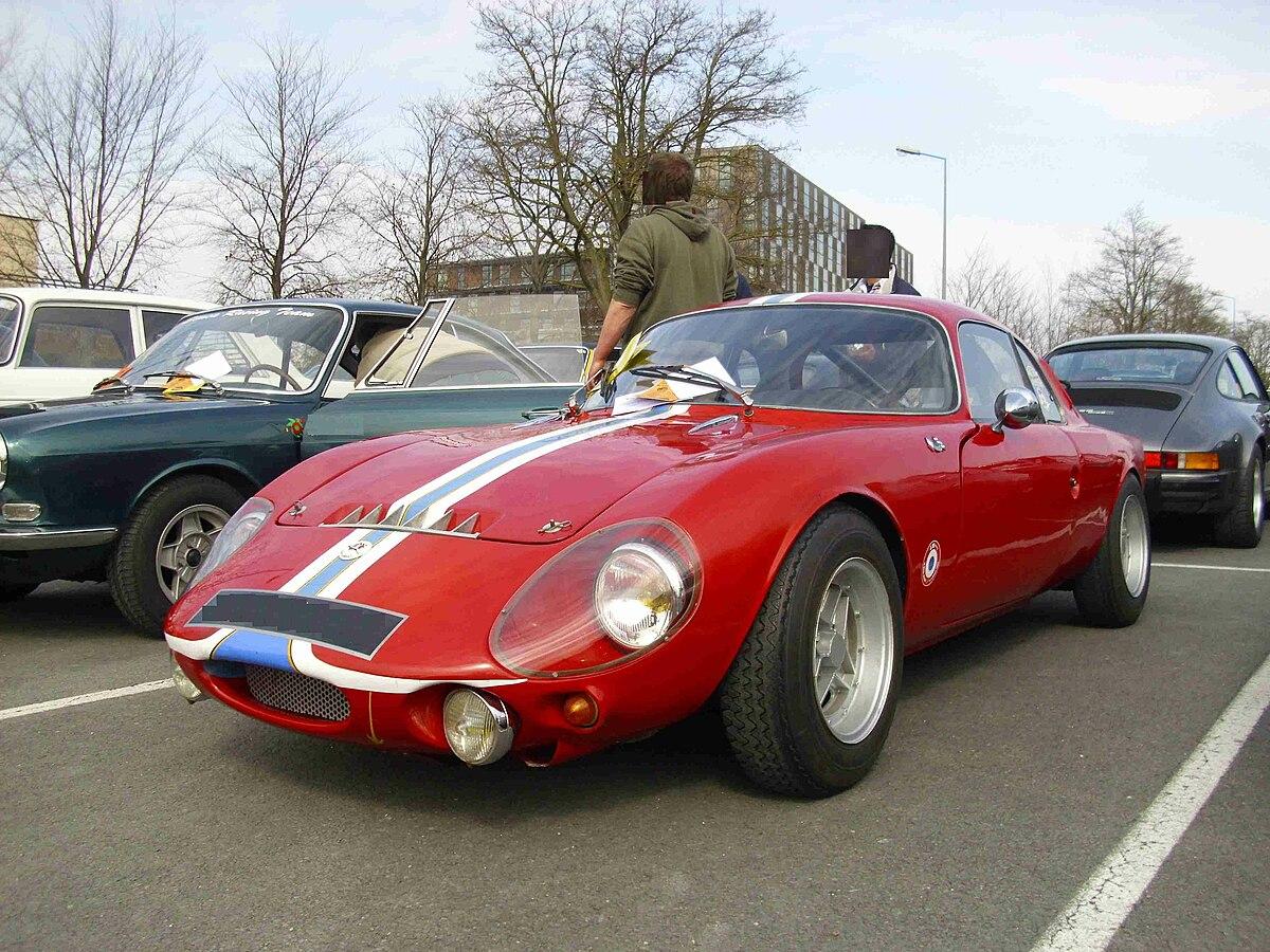 Automobiles René Bonnet – Wikipedia, wolna encyklopedia