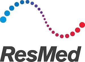 ResMed - Image: Res Med logo digital