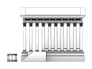 Restitution temple apollon sosianus 3.png