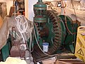 Restoration work on Star of India forecastle 2009-12 2.JPG