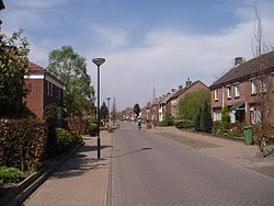 Skyline of Reusel-De Mierden
