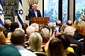 Reuven Rivlin at the ceremony awarding the Goldstein Prize for outstanding leadership (1445).jpg