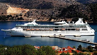 Rhapsody of the Seas - Image: Rhapsodyoftheseasarg ostoli