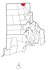 Rhode Island Municipalities Woonsocket Highlighted.png
