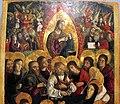 Riccardo quartararo, 1492-94, dormitio virginis, da s. spirito a torre annunziata 02.JPG