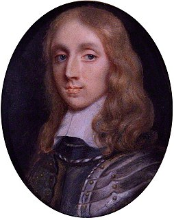 Richard Cromwell English politician Lord Protector