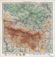 karte riesengebirge deutschland Riesengebirge – Wikipedia