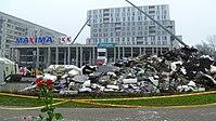 Riga Maxima supermarket collapse.jpg