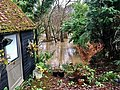 River Arun at Nuthurst Sussex in flood March 2020.jpg