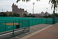 Riverbank State Park baseball and basketball fields.jpg