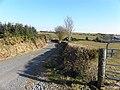Road at Bohanboy - geograph.org.uk - 1750606.jpg