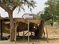Road sign to Kombissiri in Burkina Faso, 2009.jpg