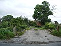 Road to Syd Brook Hall Farm - geograph.org.uk - 941589.jpg