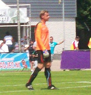 Rob van Dijk Dutch footballer