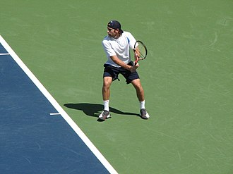 2009 Indianapolis Tennis Championships - Robby Ginepri defeated Sam Querrey for his third career title, his first since 2005.