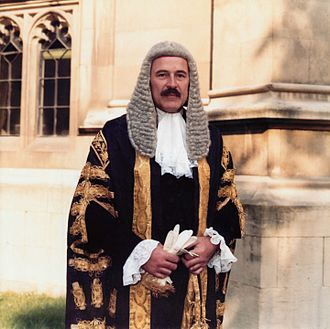Robert Goff, Baron Goff of Chieveley - The Lord Goff of Chieveley when an appellate judge