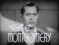 Robert Montgomery in Three Loves Has Nancy by Richard Thorpe (1938).png