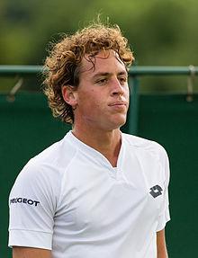 Roberto Carballés Baena 4. 2015, kvalifikace Wimbledon - Diliff.jpg