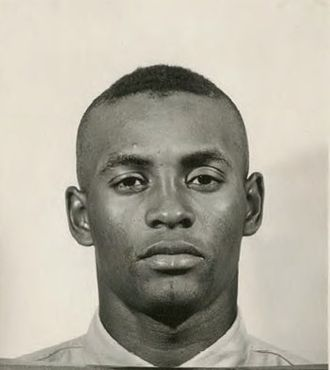Roberto Clemente - Clemente in the U.S. Marine Corps Reserve in September 1958.