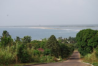 Robertsport Place in Grand Cape Mount County, Liberia