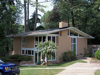 Rock Creek Woods Historic District