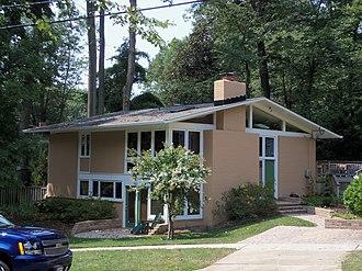 Rock Creek Woods Historic District - Image: Rock Creek Woods 3