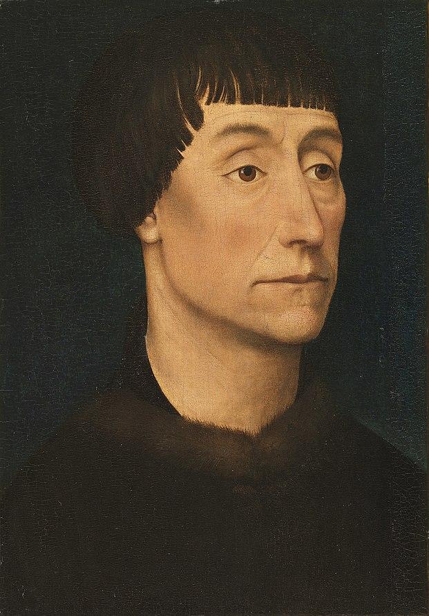 Portrait of Pierre de Beffremont