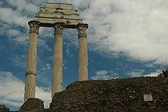 <b>カストル</b>と<b>ポルックス神殿</b> - Wikiwand