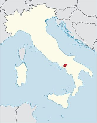 Roman Catholic Archdiocese of Benevento - Image: Roman Catholic Diocese of Benevento in Italy