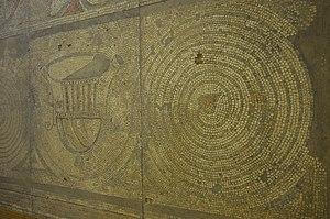 Kings Weston Roman Villa - Mosaic