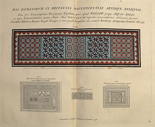 <i>Vetusta Monumenta</i> 1718-1906 series of illustrated antiquarian papers on ancient buildings, sites, and artefacts
