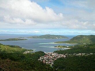 Romblon, Romblon - Romblon town and Romblon Bay