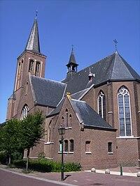 Rooms-katholieke parochiekerk, Maasbree foto2 2008-07-24 11.26.jpg