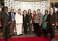 Rosalynn Carter and Consumer Leadership Winnners on Red Carpet (5080471427).jpg