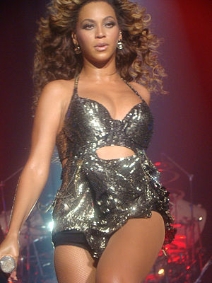 "Crazy in Love - Beyoncé performing ""Crazy in Love"" during her 4 Intimate Nights with Beyoncé revue."