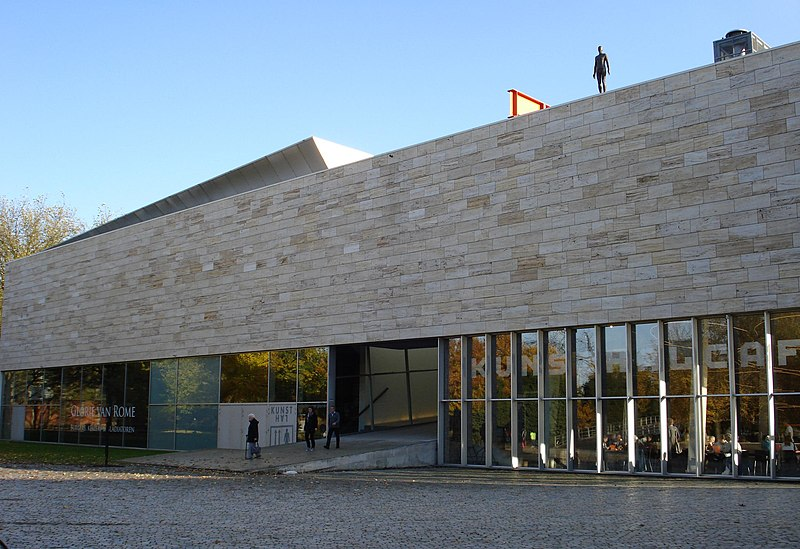 The Kunsthal is a museum in Rotterdam