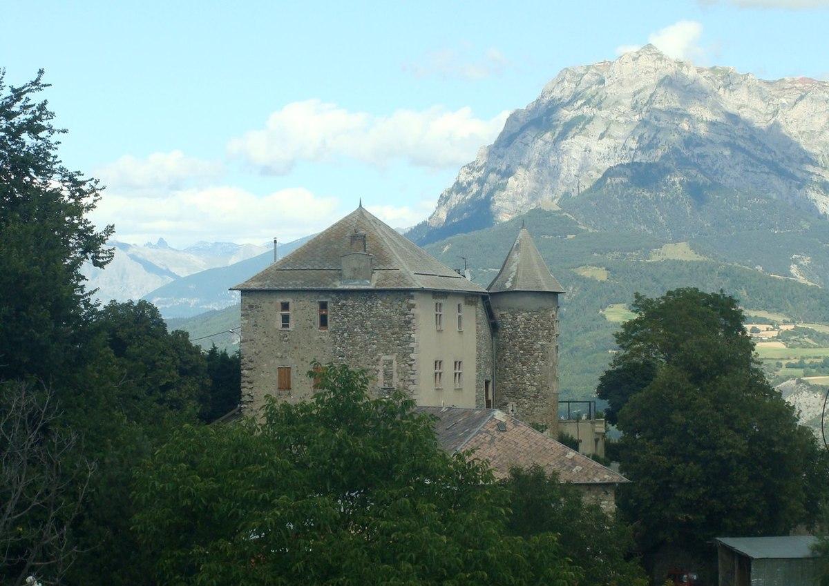 Rousset hautes alpes wikipedia for Hautes alpes